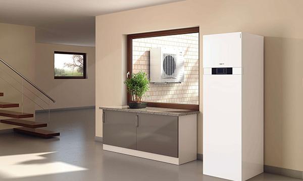 Pompe di calore in cucina per rinfrescare e riscaldare i tuoi ambienti