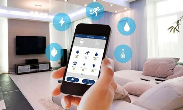 Domotica per la gestione della tua abitazione in remoto e controllo delle utenze e della sicurezza